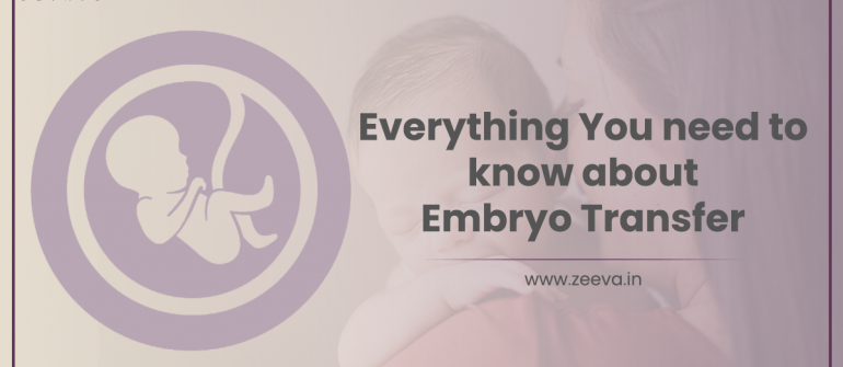 Everything You Need to Know About Embryo Transfer